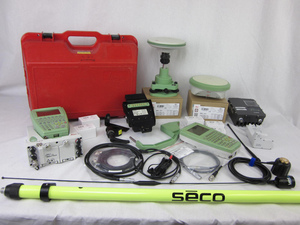 2005 Leica GX1230  & SmartRover Dual-Frequency RTK System