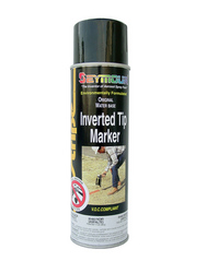 Seymour 20 oz Black Inverted Marking Paint
