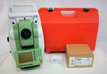 "2005 Leica TCRP1205 5"" R300 Robotic Total Station"