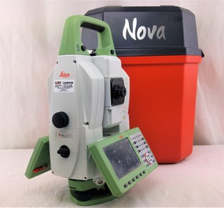 "Demo Leica Nova MS60 1"" MultiStation"