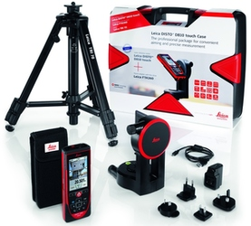 Leica Disto D810 touch package