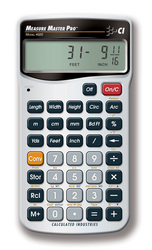 Calculated Industries Measure Master Pro 4020 Calculator