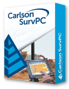 Carlson SurvPC Basic 6.0 (TS only)