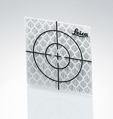 Leica GZM30 Reflective Targets 40X40mm