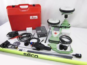 DEMO Leica GS14 GNSS RTK Base and Rover Pkg