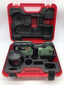 Leica GVP724 Small-Sized Hard Container for 360° Prism and CS Field Co