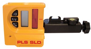 PLS SLD Red Laser Detector and Clamp