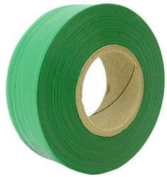 Green Survey Flagging Tape Ribbon