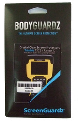 Screen Protectors for Ranger/TSC2 Data Collectors-  Clear 15/pkg.