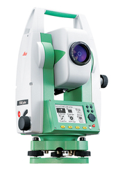 "Leica TS02 plus 7"" R500 Total Station"