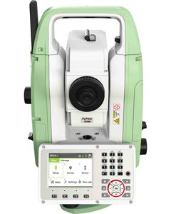 "Leica TS07 7"" R500 Flexline Total Station"