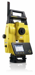 "Leica iCON iCR65 5"" Robotic Total Station Complete Kit"