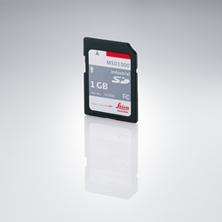 Leica MSD1000 1GB Industrial Grade SD Card for CS Controllers 767856