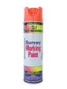 Aervoe 20 oz Fluorescent Red Inverted Marking Paint