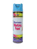 Aervoe 20 oz Fluorescent Blue Inverted Marking Paint