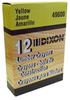 Dixon 49600 Yellow Lumber Crayons 12/Box