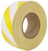 Yellow/White Striped Survey Flagging Tape Ribbon