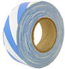 Blue/White Striped Survey Flagging Tape Ribbon