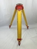 Used Heavy-Duty Wingnut Clamp Wood Tripod