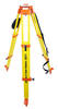 Nedo 200534-185 Plastic Coated Wood Tripod Dual Clamp