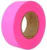 Pink Glo Survey Flagging Tape Ribbon