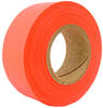 Orange Glo Survey Flagging Tape Ribbon