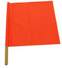 "18"" warning flag with 24"" Handle"