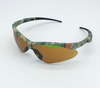 Nemesis Camo Frame - Bronze Lens Safety Glasses