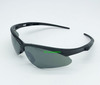 Nemesis Smoke Mirror Lens Safety Glasses