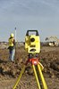 "Leica iCON iCR55 5"" Robotic Total Station Complete Kit"