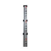 Northwest 9' Aluminum Level Rod Feet/Inches/8ths