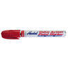 Markal Valve Action Paint Marker- Red