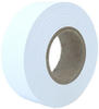 White Survey Flagging Tape Ribbon
