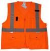 Surveyor Vest Class 2 Orange- Large